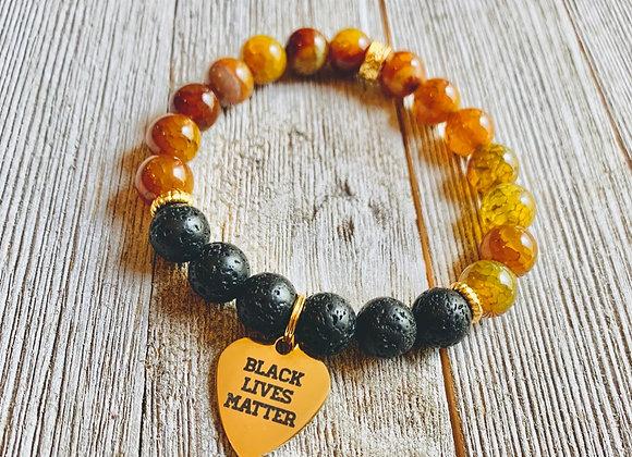 Black Lives Matter Fundraising Bracelet