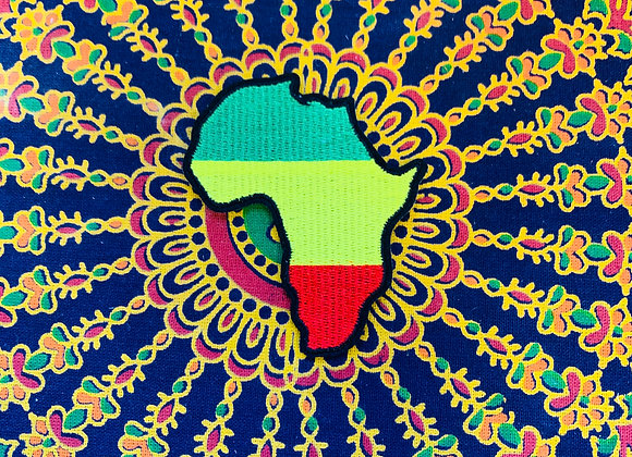 Pan Africa Patch