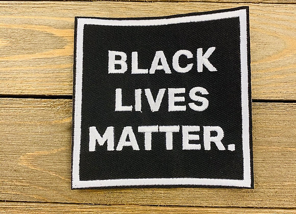 Black Lives Matter Large Patch