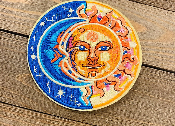 Sun & Moon Patch