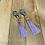 Thumbnail: Purple Dream Tassel Drops