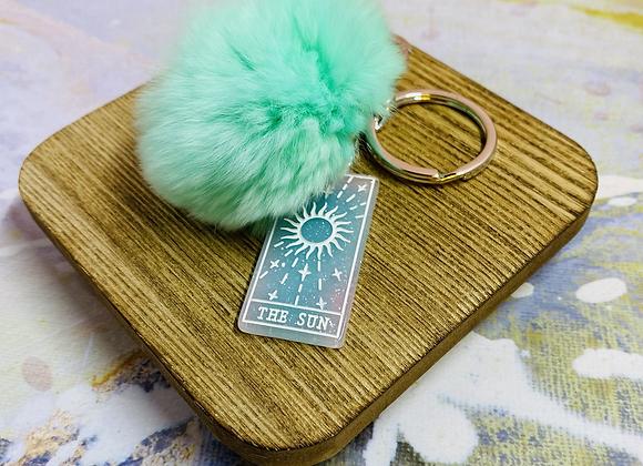 Tarot Keychain - Resin