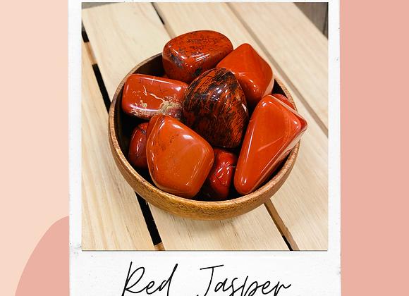 Large Red Jasper Chunks