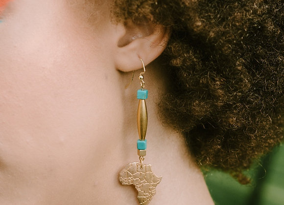 The Tribe Earring