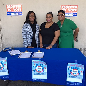Voter Registration Events