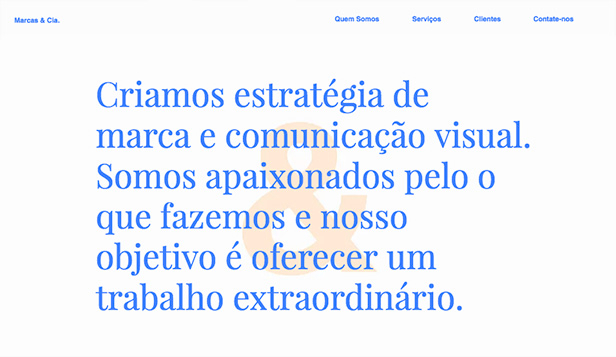Propaganda e Marketing website templates – Estrategistas de marca