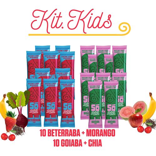 KIT.KIDS - 20 unidades x 20g