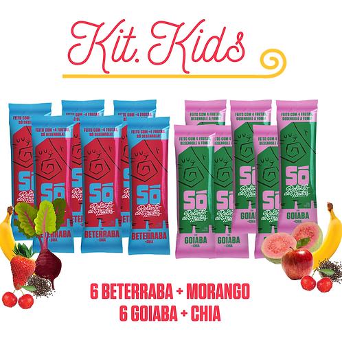 KIT.KIDS - 12 unidades x 20g