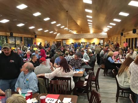 MTTA 5th Annual Fundraising Banquet April 14