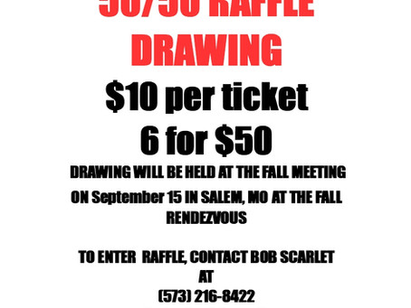 Enter To Win the 50/50 Raffle