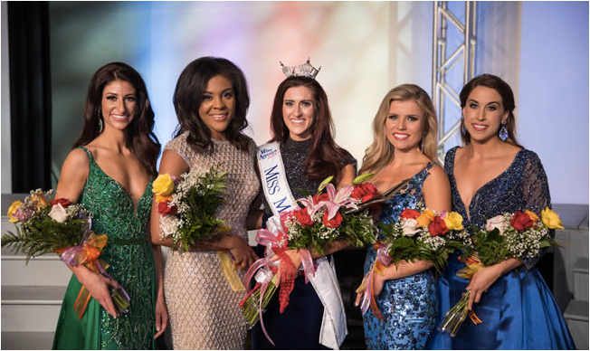 Miss Missouri 2016 winners