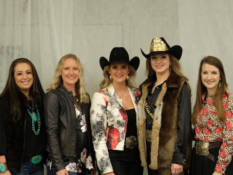 MTA Gives Away Fur Vest To The New Miss Missouri Rodeo