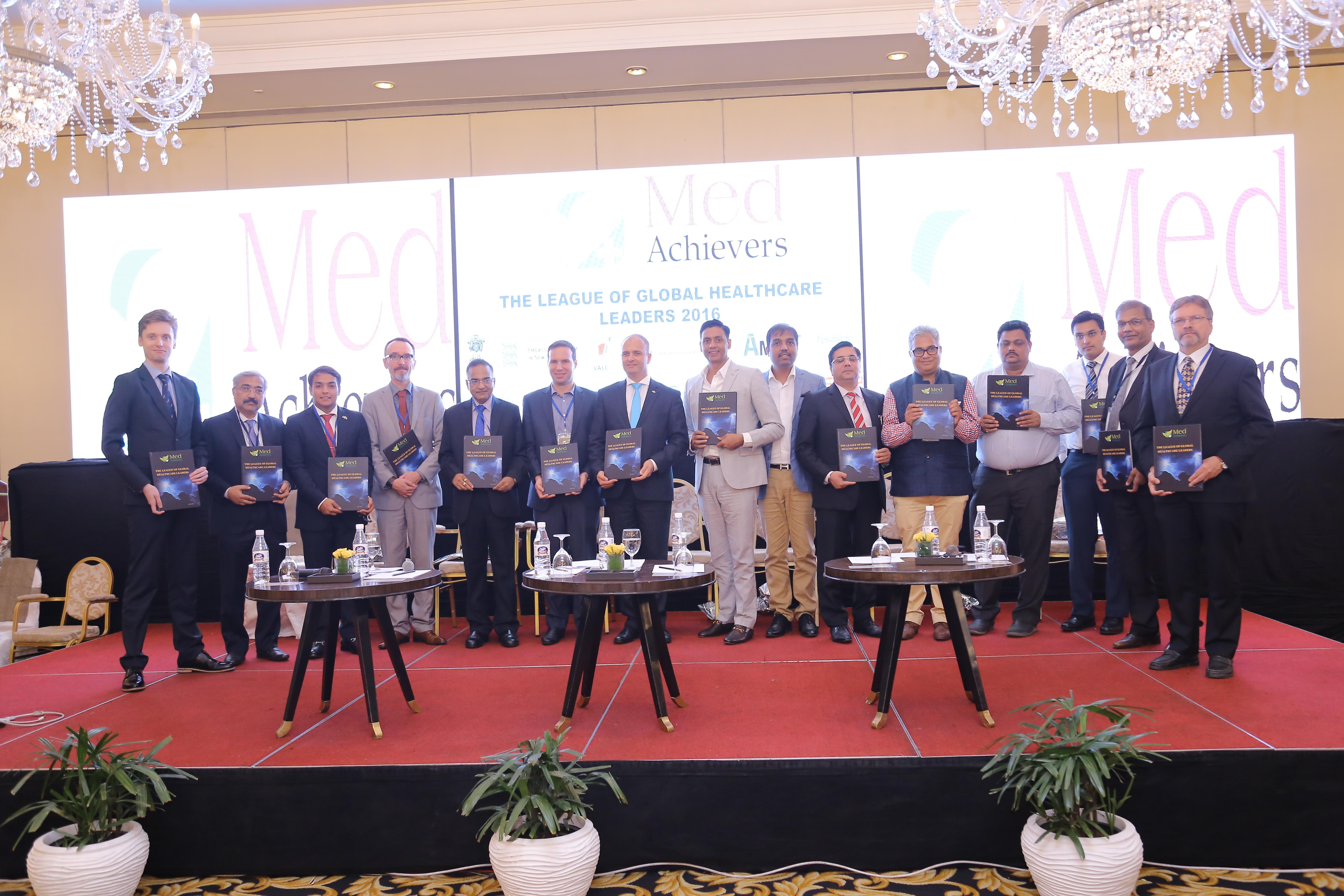 MedAchievers global leadership