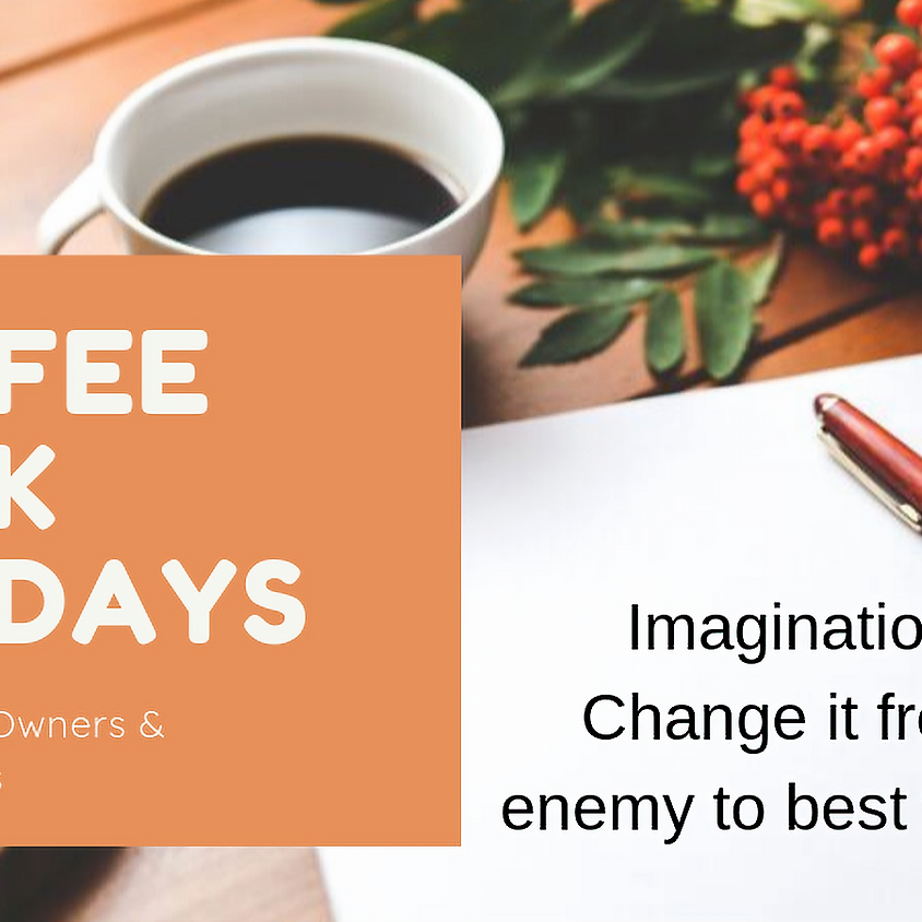 Coffee Talk Tuesdays for Business Owners & Entrepreneurs