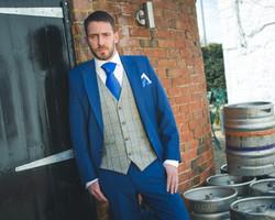 Blue & Tweed