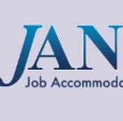 Logo for JAN Job Accommodaton Network