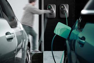 Borne de recharge voiture électriques commerces, hoteles, restaurants, boutiques. | EV Link SUISSE