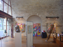 EXPO INTERNLE  VIADUC DES ARTS PARIS