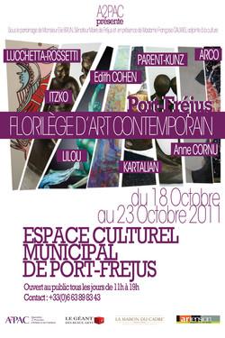 FLORILEGE 10-2011-l'affiche