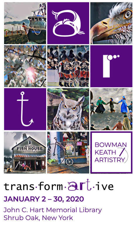 trans·form·ART·ive Exhibit -- January 2020