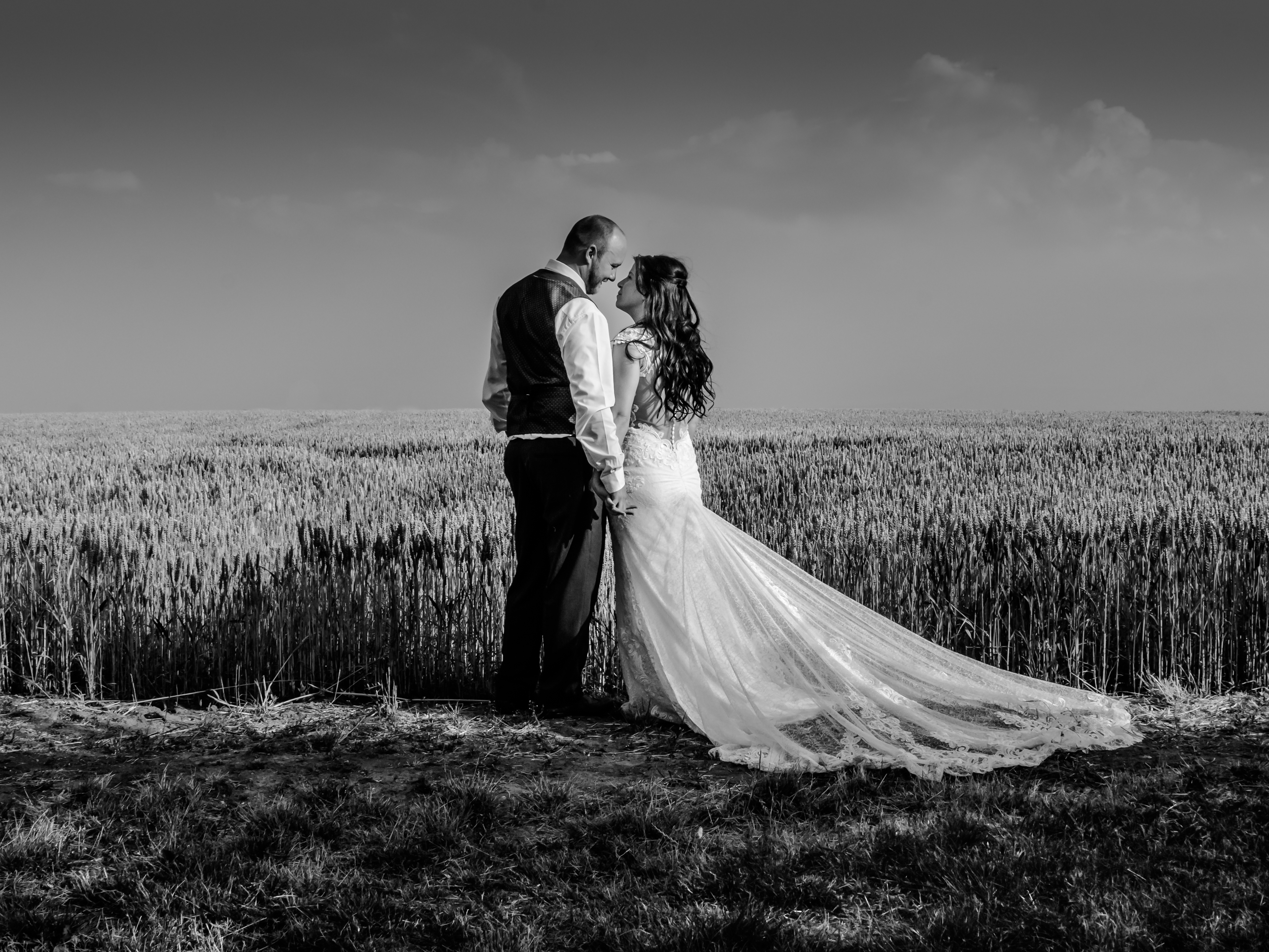 East Yorkshire country wedding