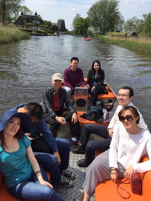 TYPIN舉辦歐青羊角村一日遊