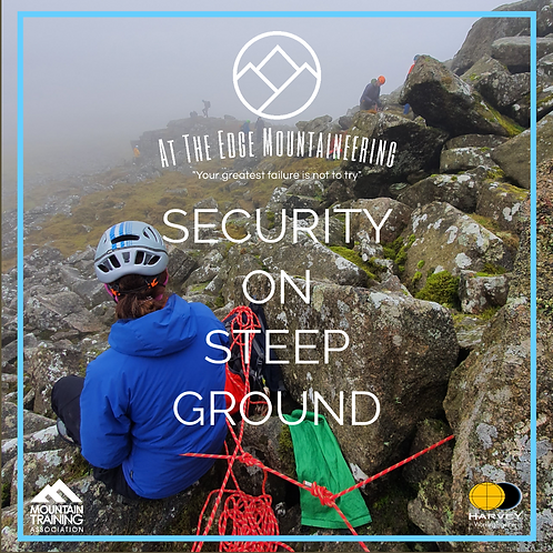 Security on Steep Ground