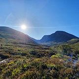 Ben Nevis North Face, Scotland