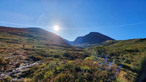 North Face, Ben Nevis, CMD arete