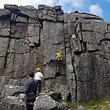 Rock Climbing courses on Dartmoor, Sheeps Tor