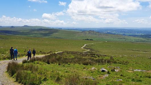 Great Mis Tor, navigation courses Dartmoor