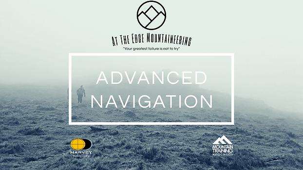 advanced navigation, navigation courses dartmoor
