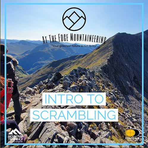 Intro to Scrambing