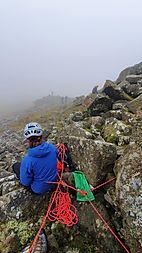 mountain skills ropework snowdonia lake