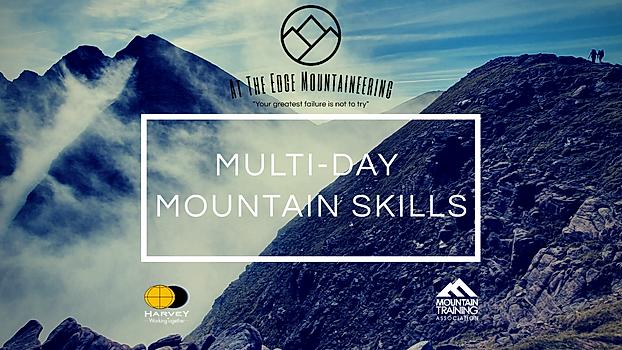 multiday mountain skills courses, An Teallach, Scotland