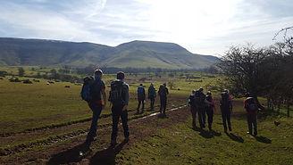 Walking the Brecon Beacons