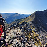 mountaineering scrambling courses snowdonia north wales