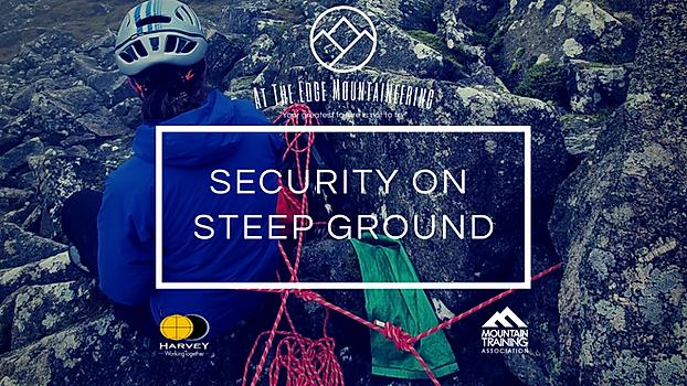 Security on steep ground, Sharpitor, Dartmoor