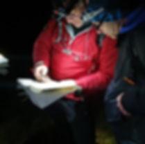 Dartmoor Night Navigation Course