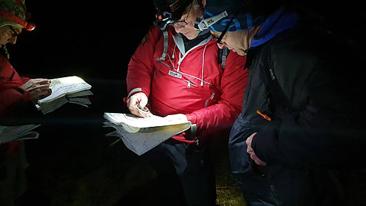 Dartmoor Night Navigation Course