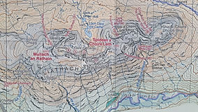 Harvey Maps, Liathach