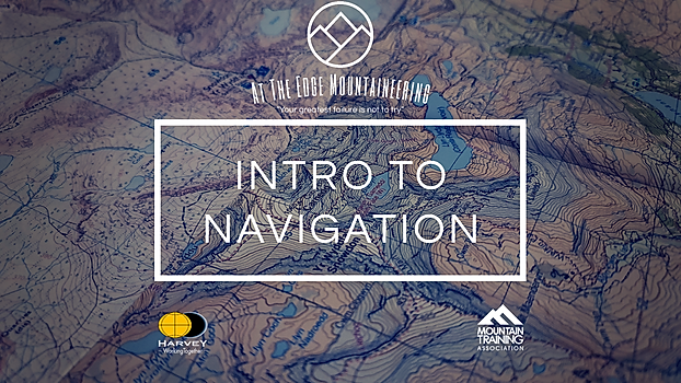 Intro to navigation, harvey maps and OS maps