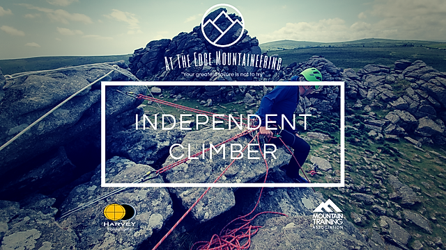 independent climber courses, dartmoor