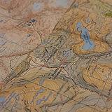 Harvey maps and OS maps