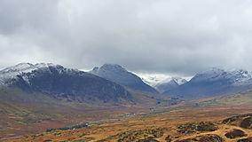 Tryfan, Ogwen Valley, Snowdonia