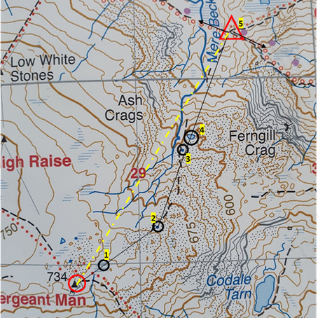 The 4 D's and 5 What's: Navigation Strategies: Part 4.1: