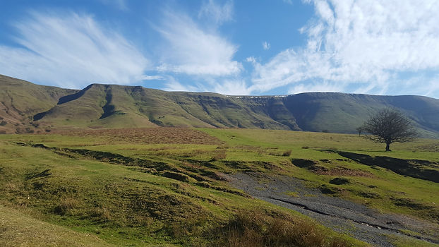 Twmpa, Lord Hereford's Knob, Brecon Beacons