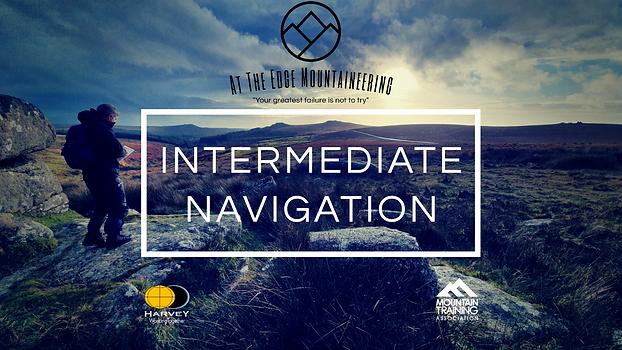 intermediate navigation, navigation courses Dartmoor