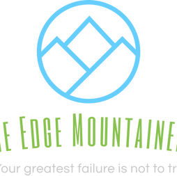 At The Edge Mountaineering logo