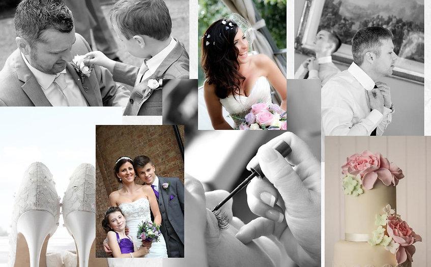 Wedding Photographer Sutton in Ashfield
